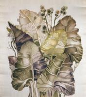 Серия «Листья. Травы. Лопух»