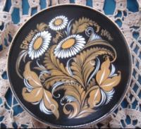 Жучкова Т.Е. Расписная тарелка