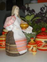 Жучкова Т.Е. Авторская кукла
