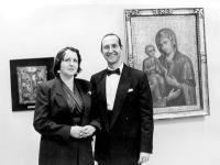 Макеева с Марио Бустилло