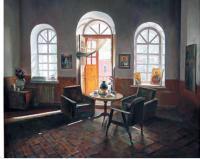В игуменском доме